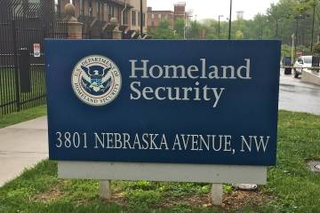 U.S. Department of Homeland Security headquarters