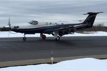 Advent eABS for Pilatus PC-12