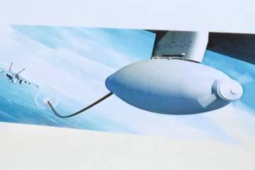 Lockheed Martin MQ-25A graphic