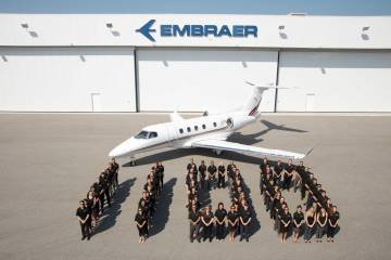 Embraer Executive Jets