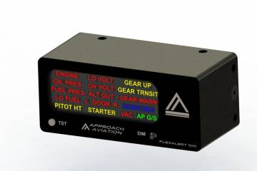 FlexAlert multifunction annunciator.