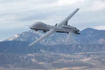 General Atomics MQ-1C ER Gray Eagle