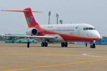 Now more than a decade in the making, the Comac ARJ21 won't likely see revenue service until well into 2014.