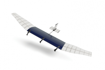 Facebook Solar-Powered UAV concept