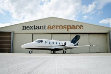 Nextant Wins 400XT Fleet Order from Asia Pacific Jets