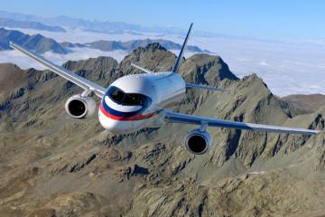 The pilots of Superjet MSN 95004 asked for permission to descend to 6,000 feet from 10,000 feet before the airplane crashed into a mountainside.