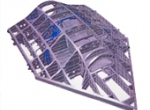 Saab is providing the front and central sections of the fuselage for the pan-...