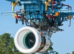 Plans call for the PW1524G on the test stand during Pratt & Whitney's Media D...