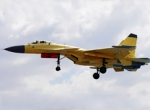 The Shenyang J-15 has many similarities to the Sukhoi Su-33 from which it was...
