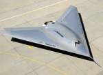 Boeing's Phantom Ray stealthy and autonomous UAV made its first flight at the...