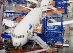 Boeing's 787 production line remains stalled as workers scramble to execute e...