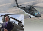 British Defence Minister Liam Fox confirmed an order for more Chinooks. (Phot