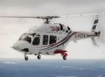 Bell expects to begin deliveries of the 429 with wheeled landing gear in next year's first half.