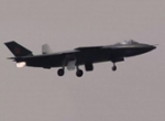 China's J-20 fighter made its first public flight on January 11....