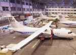 ATR plans by 2012 to increase annual production to 70 airplanes, mainly ATR 7...
