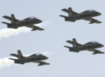Alenia Aermacchi received a $29.4 million contract from the UAE for four MB33...