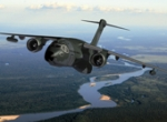 The Brazilian Air Force, the launch customer for Embraer's KC-390 tanker-tran...
