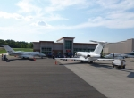 Wilson Air is managing an FBO at Chattanooga on behalf of the airport authority.