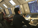 European air traffic controllers, such as those at Eurocontrol's Maastricht U...