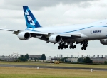 Boeing will deliver the first 747-8 Freighter on September 19, to launch cust