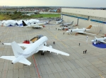 Moscow Jet Expo static display.