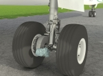 Electric taxiing system