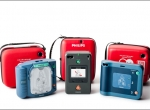 HeartStart automatic external defribrillators (AEDs)