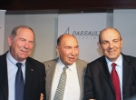 Three generations of Dassault