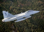 Saab recently began flight integration trials with the Thales DJRP reconnaiss...