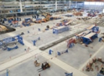 Boeing plans to start building 787s at its new plant in North Charleston, S.C...