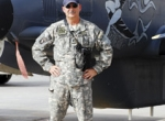 During his most recent deployment David Cassalia flew a C-12 on intelligence,...