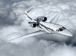 The new Citation Ten is scheduled for first flight at the end of next year an...