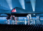 Tight security surrounded the unveiling of Taranis on July 12, and little in ...