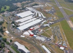 The famous Farnborough airshow may be about to receive one of its most famous...