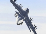 Airbus Military's A400M will fly home from Farnborough, having impressed show...