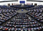 The European Parliament in Strasbourg, France, voted on Tuesday to adopt a ne...