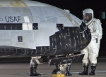 The U.S. Air Force is evaluating the Boeing X-37B as an unmanned orbital test...