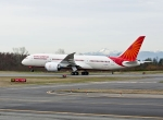 The Indian government was behind a surprise decision to cancel the first 787 delivery to Air India