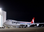 The risk that first delivery of the first 747-8 to Cargolux will slip into ne...