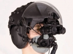 Helmet-mounted display system