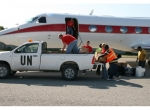 AIN Rides Along on Honeywell Relief Flight to Haiti...