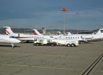 Bizjets Flock to Jet Aviation Zurich for Economic Forum