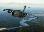 Boeing will help to market the KC-390 airlifter in a new agreement with Embraer. (Photo: Embraer)
