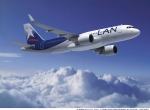 LAN was first Latin American operator to order Airbus A320neo.