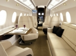 "In designing the Legacy 500 interior, Embraer had several focus groups come in and spend an entire night in the cabin mockup, ""sleeping, eating, using the lavatory,"" all to see if the issues they had noted had been addressed properly."