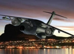 Embraer's KC-390 provides a jet-powered alternative to the C-130 Hercules. (E...