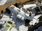 The Challenger 600 that crashed on takeoff from Teterboro Airport in 2005 was...