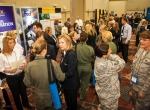 Recovering jobs market boosts attendance at networking event