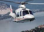 Despite tough times, India's Nirma Group took delivery of an AgustaWestland GrandNew light twin outfitted in full VIP configuration.