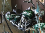 Visitors to Million Air's booth (No. C7307) will have a chance to win a customized Harley Davidson motorcycle